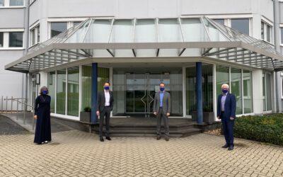 """Hoch & Ruland: """"Unfallkasse Rheinland-Pfalz ist digitaler Vorreiter"""""""