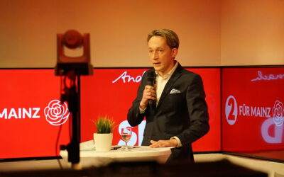 digitaler Neujahrsempfang der SPD Andernach