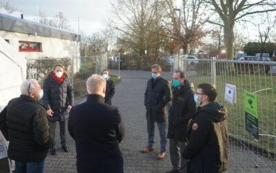 Video: Besuch des Impfzentrum Polch