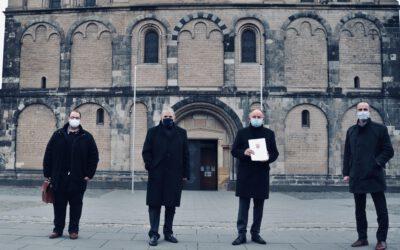 Land fördert Mariendom-Ausstellung