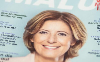 SPD Rheinland-Pfalz releast Malu-Magazin