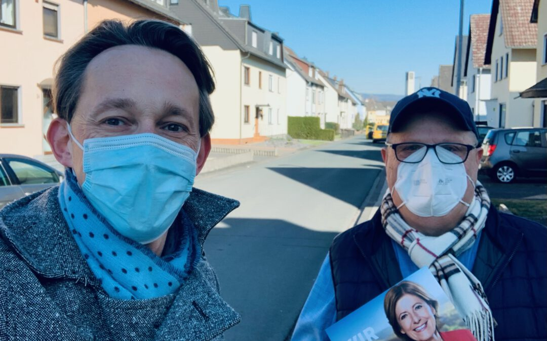 """""""2 für Mainz""""-Team gibt auf seiner Unterwegs-Tour alles!"""